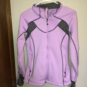 Avalanche thermal zip up / size medium